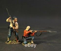 John Jenkins American CIVIL War 11ny-08 Union 11th New York Skirmishing Bull Run