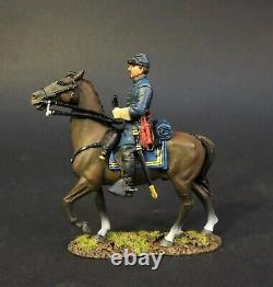 John Jenkins American CIVIL War 54mass-01 Colonel Robert Gould Shaw Mib