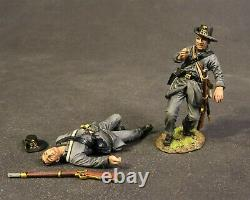 John Jenkins American CIVIL War Cspr-04 South Carolina Palmetto Riflemen Wounded