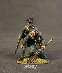 John Jenkins American CIVIL War Cspr-14 South Carolina Palmetto Riflemen Wounded