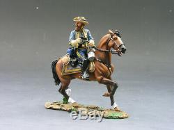 King & Country CW010 American Civil War Confederate Cavalry Jeb Stuart