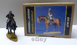 Kronprinz Toy Soldiers, Stonewall Jackson, ACW028, Civil War, Figur Maßstab 1/30