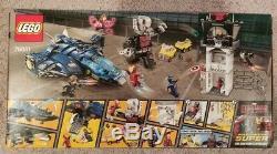 LEGO 76051 Captain America Civil War Super Hero Airport Battle