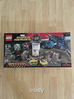 LEGO 76051 Disney marvel Captain America Civil War SUPER HERO AIRPORT BATTLE