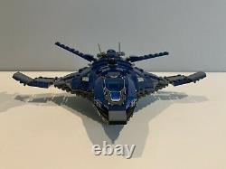 LEGO 76051 Marvel Civil War Airport Battle 100% Complete withInstructions Avengers