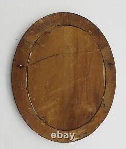 Large framed tintype foto Civil war soldier