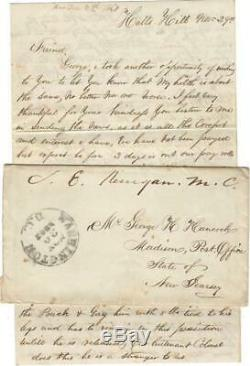 Letter from a Very Angry Union Civil War Soldier Camped at Arlington, Virginia