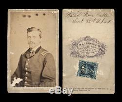 Lt Custer USCT African American Troops Civil War & Indian War Buffalo Soldiers