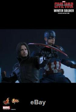 MMS351 Hot Toys Captain America Civil War Bucky Winter Soldier 1/6 sixth scale
