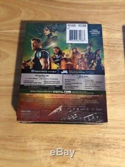 Marvel Steelbooks! Thor Ragnarok, Doctor Strange, CA Winter Soldier & Civil War