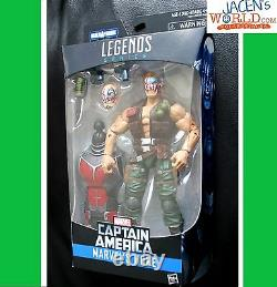 Marvel's Nuke 6 Captain America Civil War BAF Giant Man Marvel Legends Figure