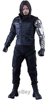 Movie Masterpiece Civil War / Captain America Winter Soldier 1/6 scale Japan