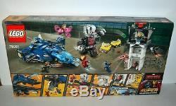 NEW LEGO Marvel Civil War Super Heroes Super Hero Airport Battle (76051) Retired