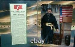 NIB Timeless collection General Ulysses S Grant GI Joe figurine Civil War Series