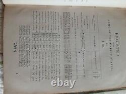 OFFICIAL ARMY REGISTER Civil War 1866 reg Infantry List soldier D. C. Book dead