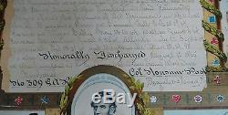 Pennsylvania GAR Civil War Soldier Service Record Testimonial