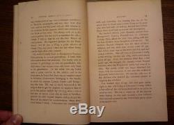Personal Memoirs of U. S. Grant, 1885, Ohio Civil War Soldier Inscribed