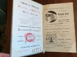 RARE 1894 Illustrated Souvenir Maryland Line Confederate Soldiers Home Civil War