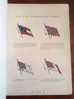 RARE 1895 Confederate Soldier in Civil War 1861-1865. Louisville KENTUCKY LaBree