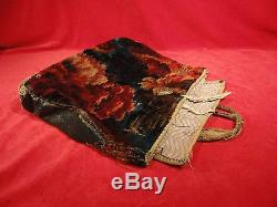 RARE CIVIL WAR ERA CARPET BAG FROM NAMED SOLDIER-15TH MAINE INFANTRY