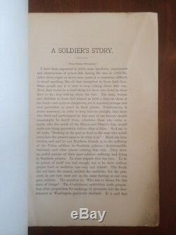 RARE Confederate Soldier Story, M. Sherrill, Catawba County, 12th North Carolina