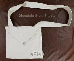 Reproduction U. S. Civil War Reenactors Canvas Soldiers Army Haversack Bag Sack 5