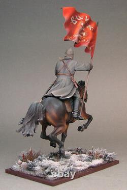 Russian Vityaz ELITE (Museum) Soldier Soviet Russian Cavalryman, Civil War 1919