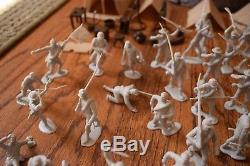 Sears Heritage Play Set The Blue & The Gray with 84 Civil War Soldiers & Leaders