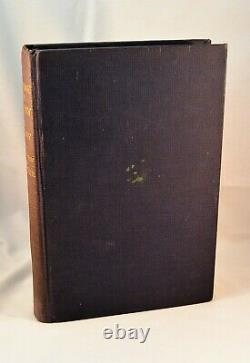 THE FIRST MAINE HEAVY ARTILLERY 1903 Signed by Soldier Civil War Military