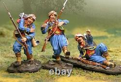 The Collectors Showcase CIVIL War Union Cs00368 146th New York Wounded Set Mib