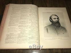 The Confederate Soldier in the Civil War Ben La Bree 1895 first edition