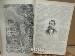 The Soldier in Our Civil War Edited by Mottelay-First Edition-2 Volume Set-1890