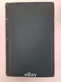 The Soldier's Story of Captivity in Andersonville Warren Lee Goss 1873 Civil War