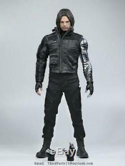 Third Party Civil War Winter Soldier Bucky 12inch Action Figure