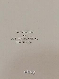 Unidentified Civil War Soldier CDV Image FullStanding Danville PA JP Leisingring