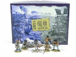 W Britain 17436 American Civil War 20th Maine And 15th Alabama Set No 2