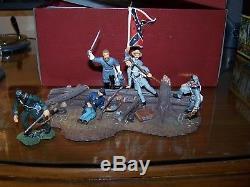 W Britain #17575 Desperate Valor Set 1 American Civil War NIB