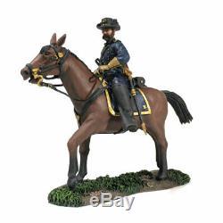 W Britain American Civil War Federal General John Gibbon Mounted 31275