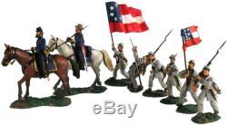 W Britain Baptism At Manassas American Civil War 31139 Limited Edition 500 Sets