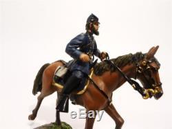 W Britain Baptism At Manassas Stonewall Jackson Mounted From 31139 Civil War