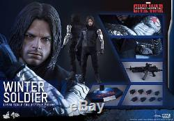 WINTER SOLDIER Hot Toys 1/6 MMS 351 Civil War