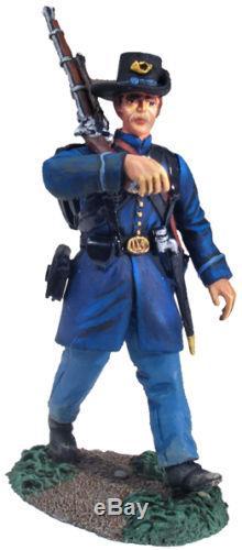 William Britain 31123 Union Soldier Iron Brigade Marching No1 American Civil War